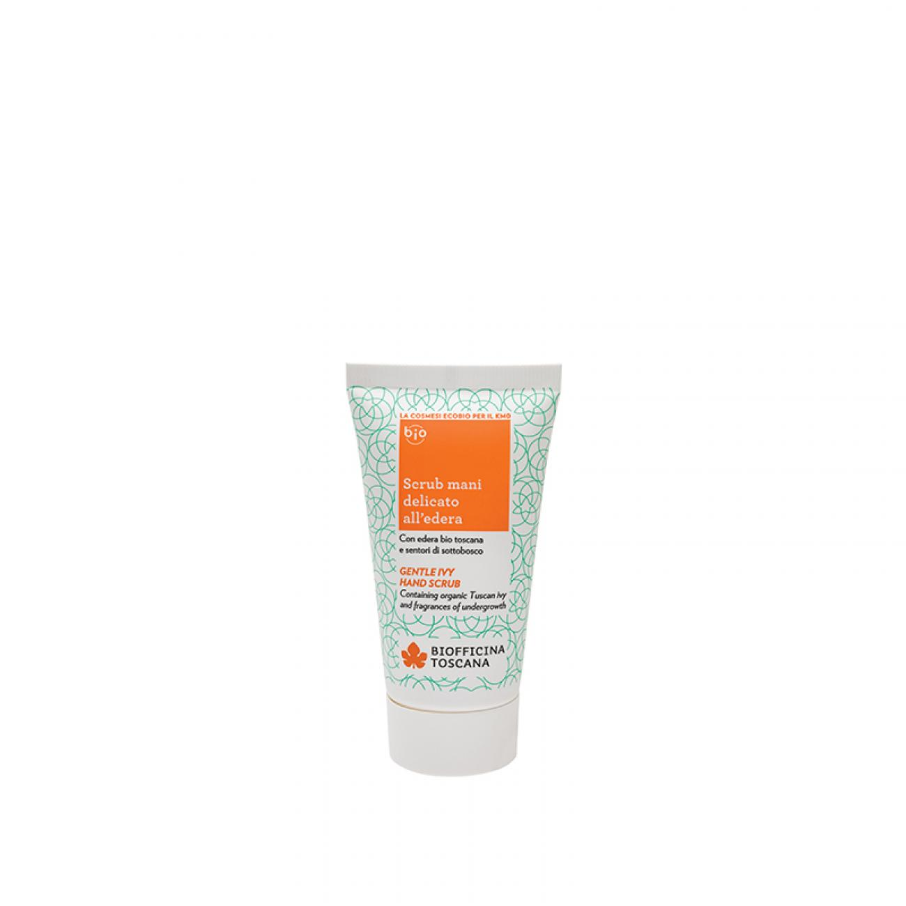 Scrub mani delicato all'edera 50ml