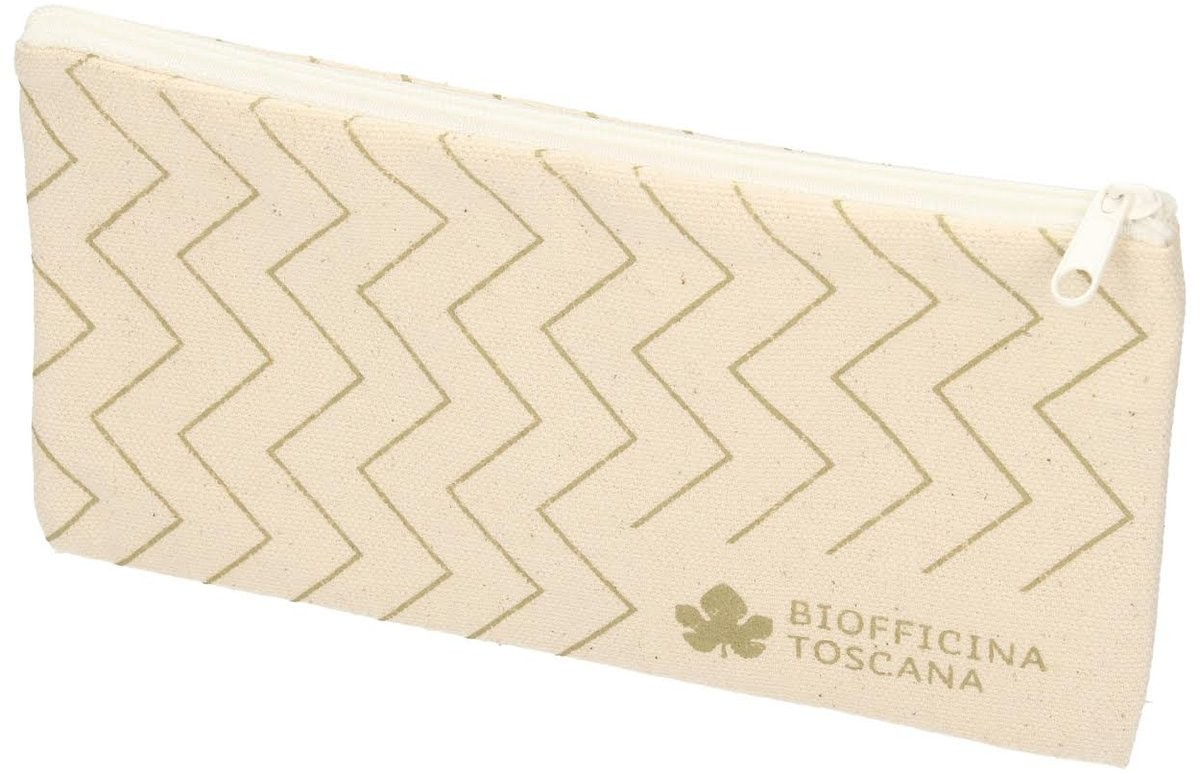 Trousse In cotone ecologico Biofficina Toscana