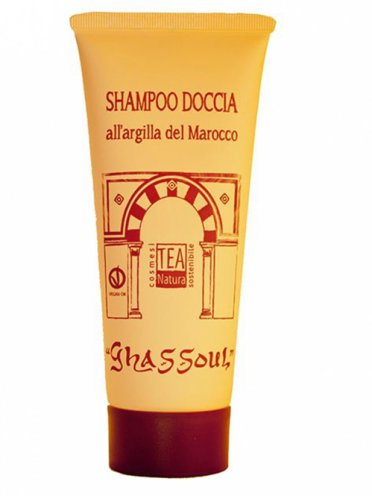 Shampoo al Ghassoul tubo 200ml